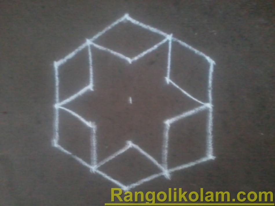 Diamond amkol step4