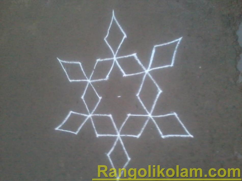 Diamond amkol step5