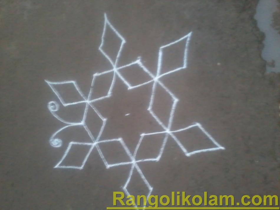 Diamond amkol step6