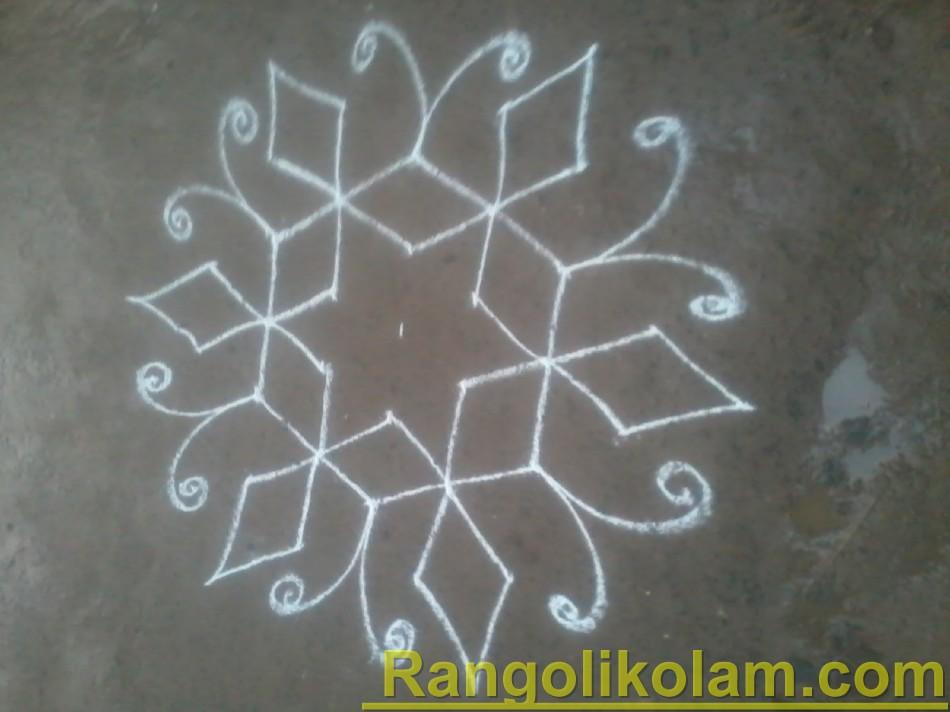 Diamond amkol step7