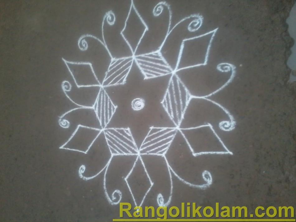 Diamond amkol step8