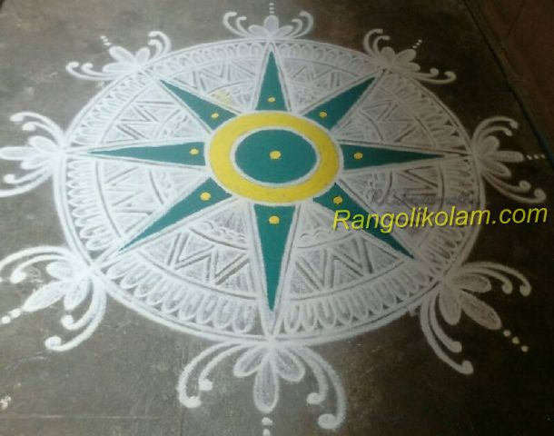 supper kolam