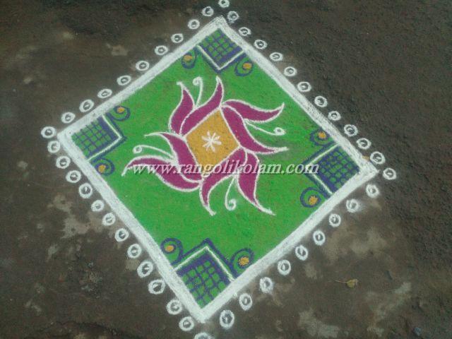 Rangolikolam