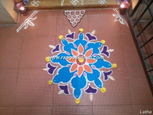 Appartment kolam