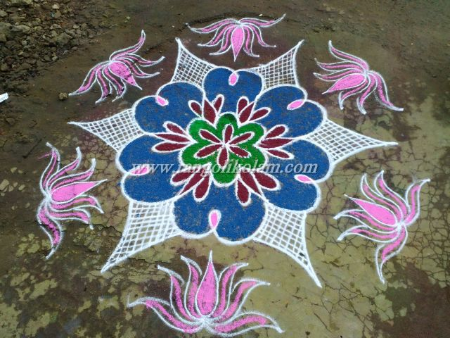 freehand-kolam-design 691