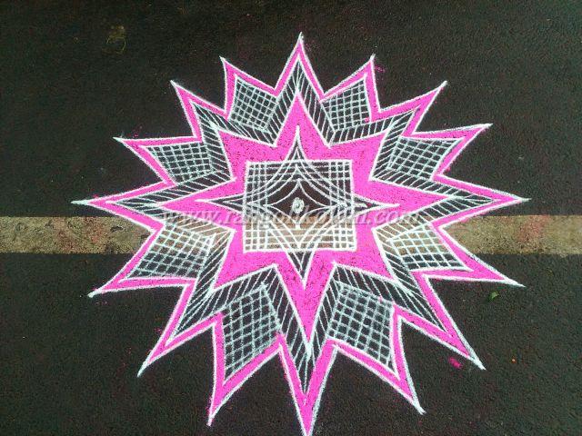 pink-kolam