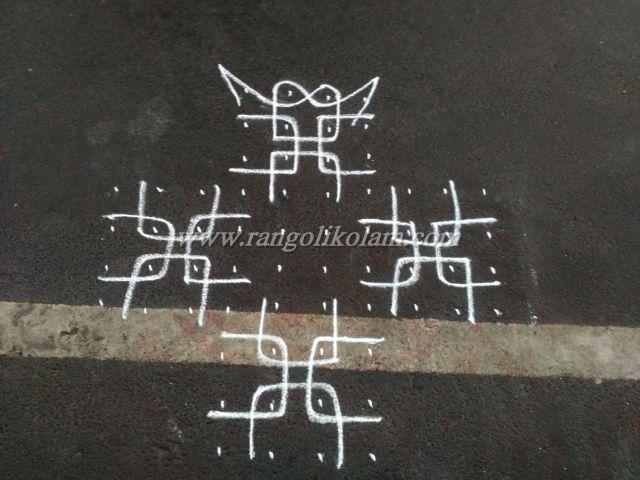 sikku-kolam-with-dots-3